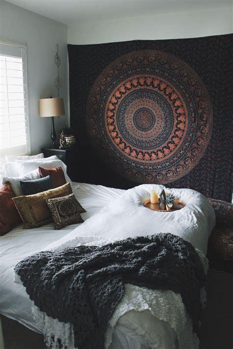 lady scorpio mandala tapestry  designed  create