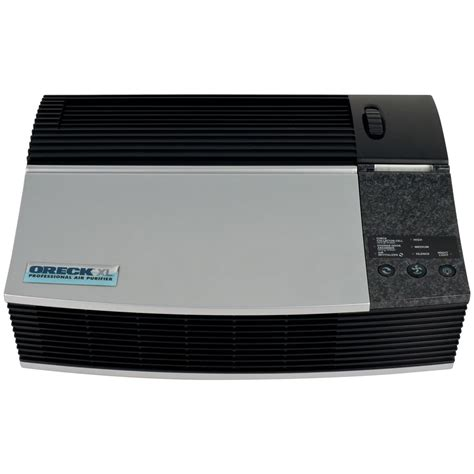 oreck 174 xl professional air purifier 235839 healthy living at sportsman s guide