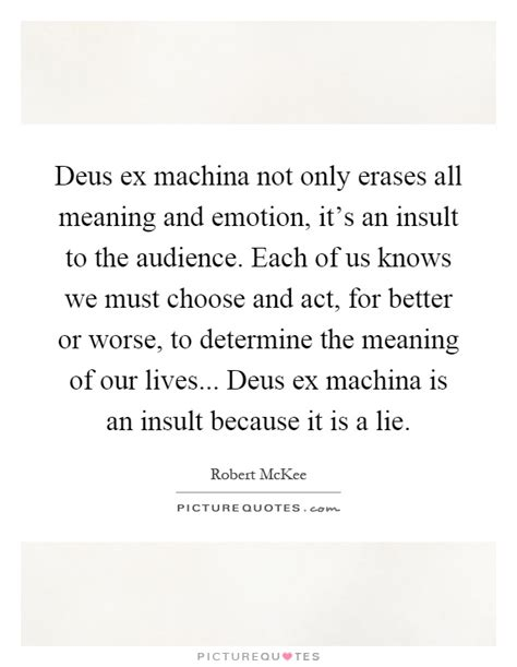 define machina define ex machina ex quotes ex sayings ex picture quotes