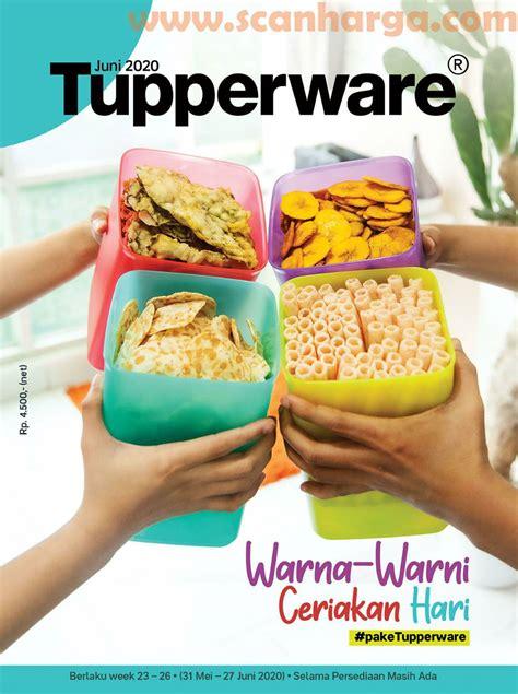 katalog tupperware promo juni