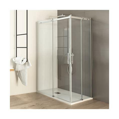 box doccia tda gaia cabina doccia angolare gaia tda h2bagno