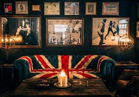 timothy oulton union jack sofa timothy oulton redesigns a club within a club design