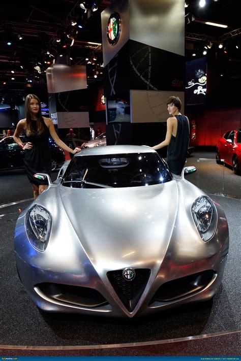 alfa romeo 4c concept ausmotive com 187 frankfurt 2011 alfa romeo 4c concept