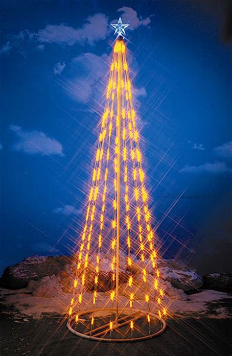 light cone tree light string cone tree