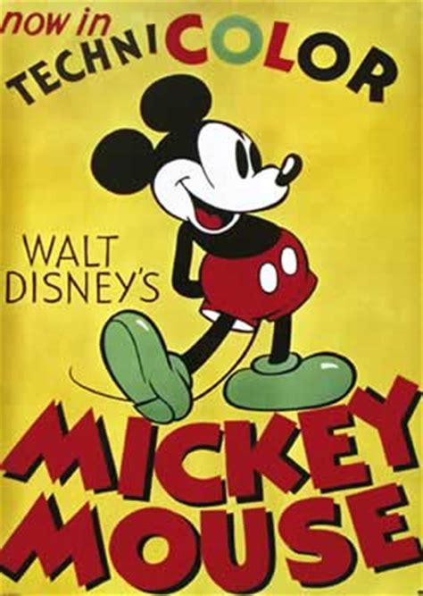 Pulpen Mickey Mous filmplakate mickey mouse einkaufen shopping