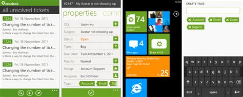Zendesk Help Desk by Zendesk Help Desk Software Launches Wp7 App Windows Central