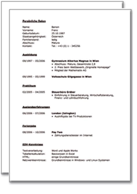 Lebenslauf Nach Ausbildung Schweiz Bewerbung Und Lebenslauf Abgeschlossene Ausbildung
