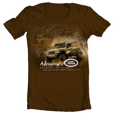 desain kaos otomotif kaos otomotif land rover desain kaos desain t shirt