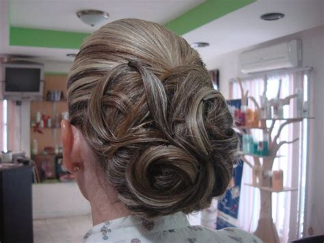 peinados para fiesta de noche peinado chongo para una fiesta de noche peinados