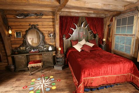 pirate room pirate hotel rooms pirate themed room alton towers guide travel hotels pirate bedroom