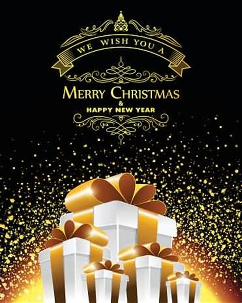 wish you a happy new year we wish you a merry and happy new year