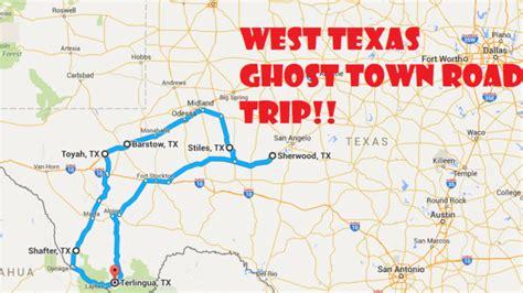 towns near me a scary road trip through 6 texas ghost towns