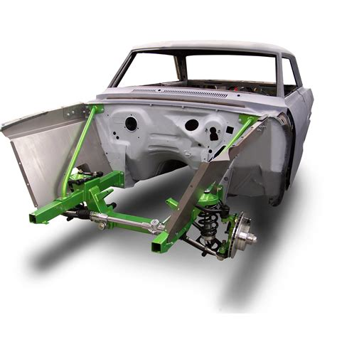 mustang 2 front end kit 1962 67 cornerkiller ifs front end mustang ii kit v2