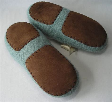 crochet slippers with soles leather slipper soles for s slippers non slip for