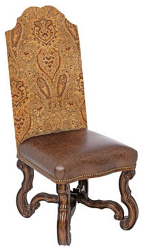 rosales tuscan side chair traditional dining chairs