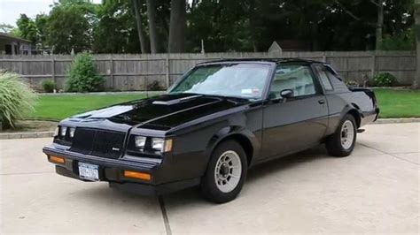 buick we4 1987 buick t turbo for sale one owner we4 package original