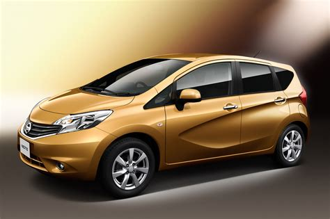 New Nissan Note Introduces The Squash Line W Videos