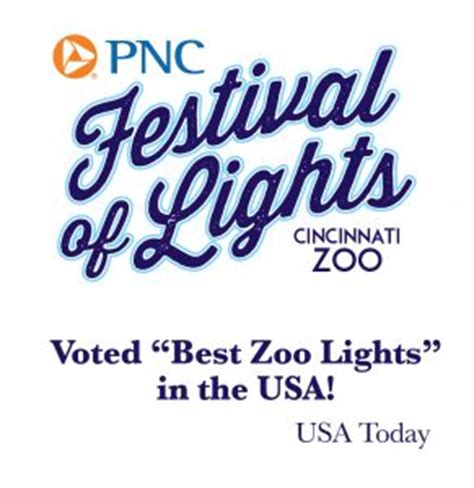 cincinnati zoo festival of lights discount tickets pnc festival of lights the cincinnati zoo botanical garden