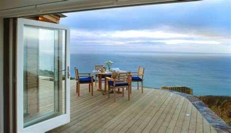 Sea View Friendly Cottages by Friendly Seaglass Whitsand Bay Cornwall
