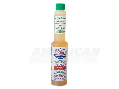 Lucas Fuel Treatment lucas mustang fuel treatment additive 10020 free shipping