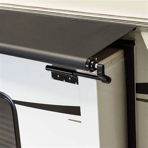 Rv Slide Out Awning Reviews by Solera Slider With Awning Rail Awning Accessories