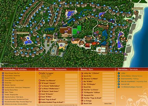 eco resort map sandos caracol eco resort spa travel by bob