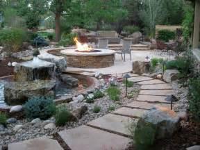 Water feature for backyard backyard design ideas