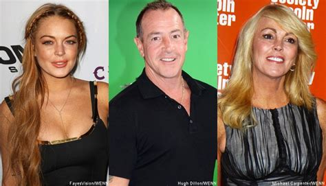 Lindsay Lohans Bodyguard Blasts Parents by Lindsay Lohan S Parents Banned From Own Reality Show