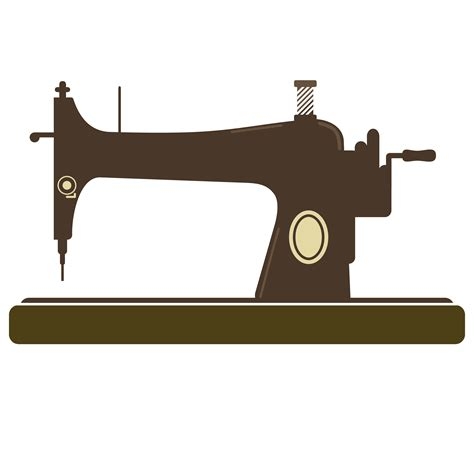 Mesin Graphic machine clipart sewing accessory pencil and in color