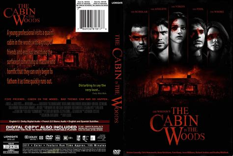 The Cabin In The Woods Imdb by Covers Box Sk The Cabin In The Woods 2012 V2 Imdb Dl