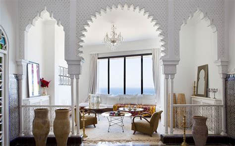 moroccan house a stunning ocean view traditional moroccan house
