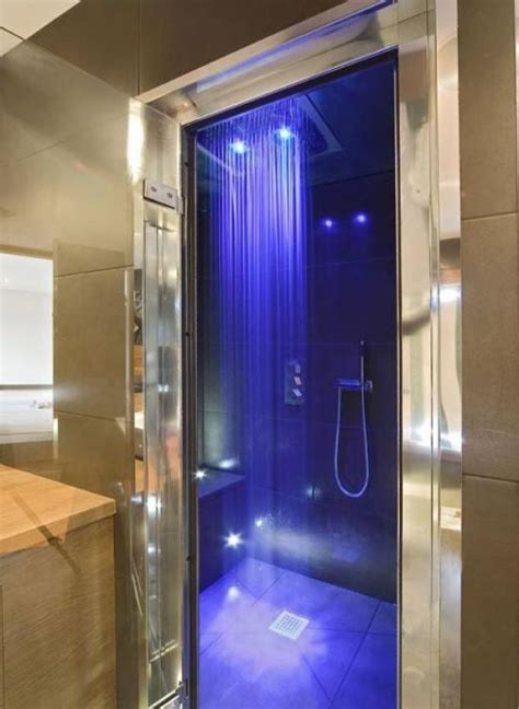 awesome shower 46 cool and creative shower designs you ll digsdigs