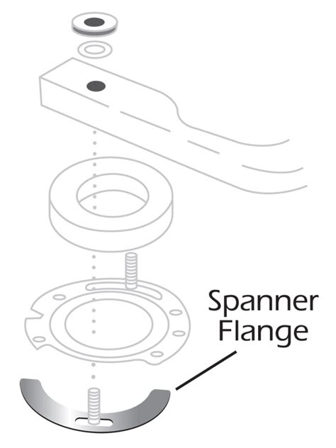 spanner flanges pipeconx