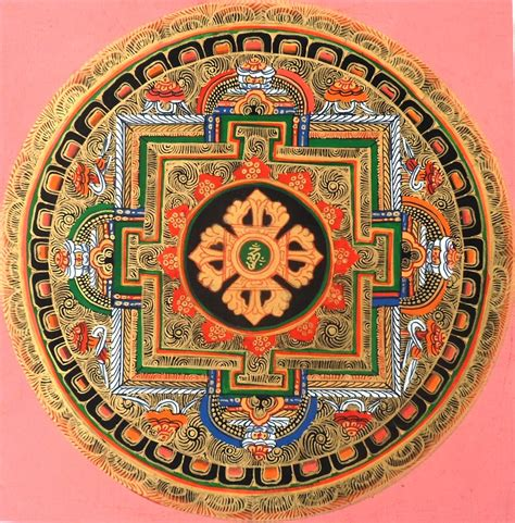 buddha mandala tattoo mandala buddhist buddhism colourful