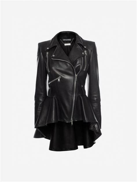 Mcqueenleather Jacket leather biker jacket mcqueen