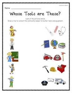 25 best ideas about community helpers worksheets on