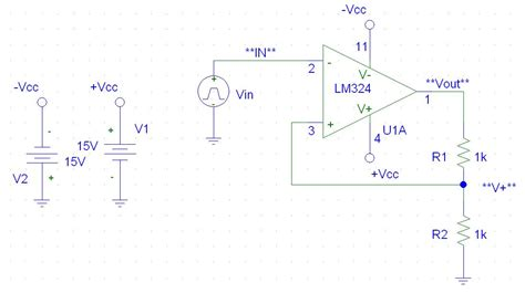 integrator circuit pspice integrator circuit using pspice 28 images op non inverting integrator electrical engineering