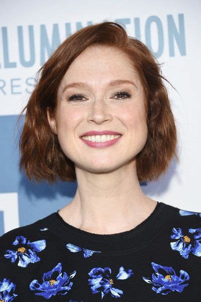 ellie new hair cut from love lust or run ellie kemper short wavy cut bobs secret life of pets