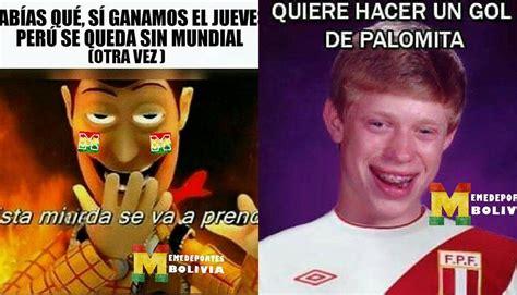 imagenes memes bolivianos per 250 vs bolivia hinchas bolivianos nos trolean con