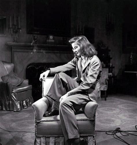 styles of katharine hepburn womens trousers 1940s fashion newhairstylesformen2014 com