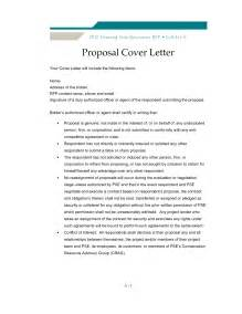 rfp cover letter sle best photos of service cover letter sle