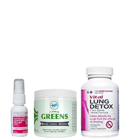 Best Vitamins For Lung Detox by Lung Detox Package Nutrio Bio Products