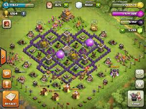 Clash of clans top 10 clash of clans base builds th7 th8 and th9