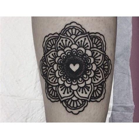 tattoo mandala heart 200 mystical mandala tattoos and meanings 2017 collection