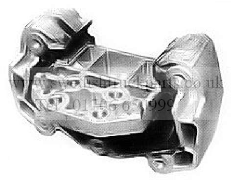 scania gearbox rear engine mounting p  p  p