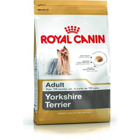 royal canin for yorkies reviews royal canin terrier breed health nutrition pet shop ireland