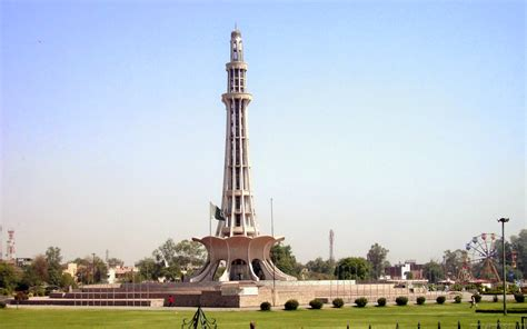 Minar E Pakistan Essay by Minar E Pakistan Pictures Pictures