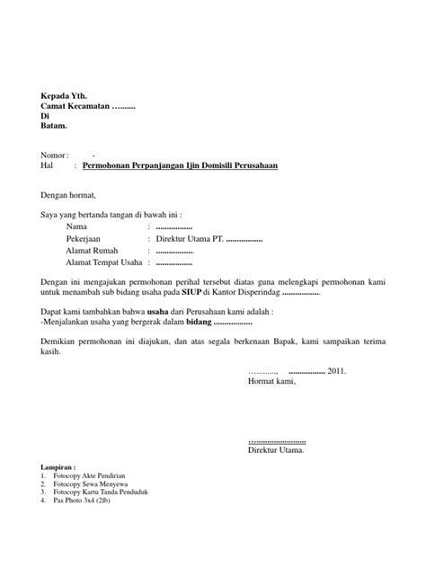 contoh surat kuasa perpanjangan stnk wisata dan info sumbar