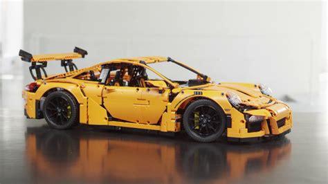 Porsche 911 Gt3 Rs Preis by Lego Technic Porsche 911 Gt3 Rs 42056 Ab 199 00