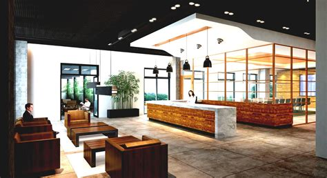 interior design for home lobby fabulous office reception desk designs american style furniture homelk